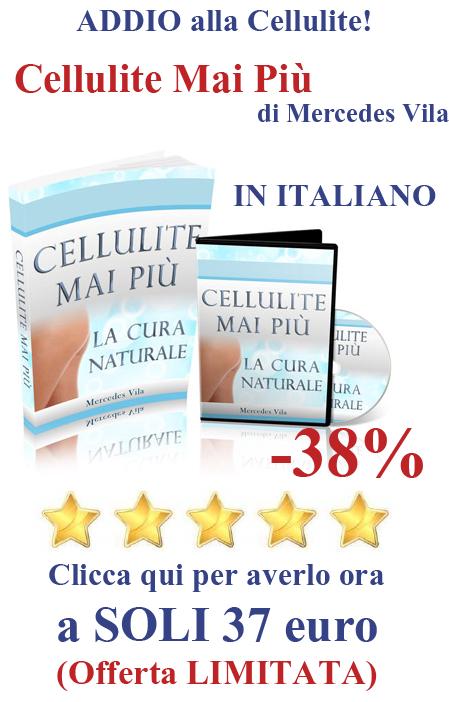 Promozione Cellulite mai più